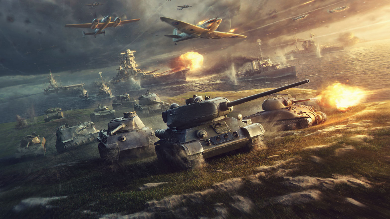 World of Tanks esport live